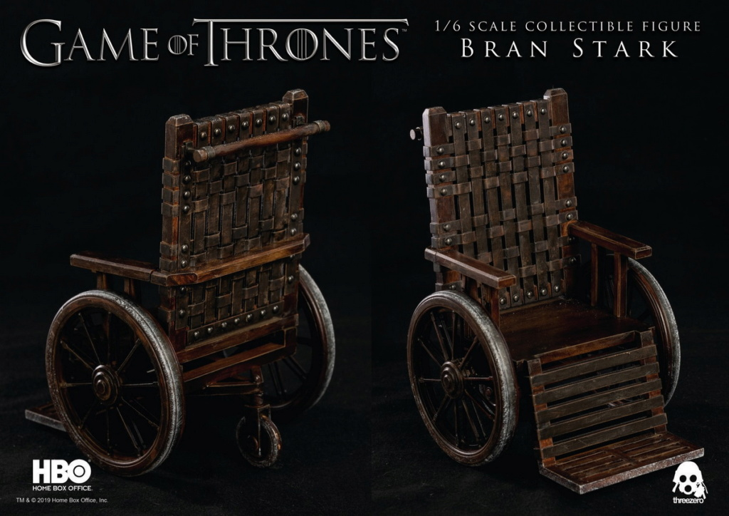 "fantasy - NEW PRODUCT: ThreeZero: 1/6 ""Game of Thrones"" - Bran Stark / Bran Stark can be moved 20492210"