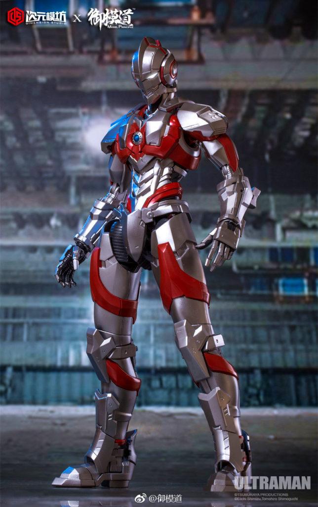 New Product: Dimension Studio x Model Principle Ultraman figures and model kits! 2102