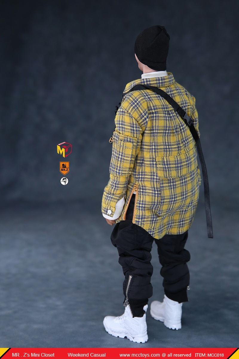 clothes - NEW PRODUCT: MCCToys x Mr.Z: 1/6 Z's Mini Closet Series - Weekend Casual Set (MCC01#) 21071610