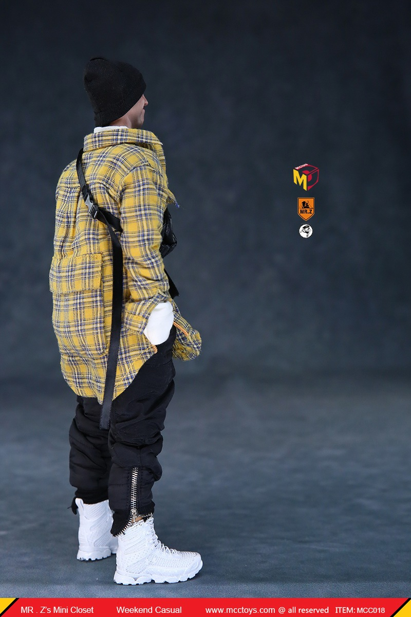clothes - NEW PRODUCT: MCCToys x Mr.Z: 1/6 Z's Mini Closet Series - Weekend Casual Set (MCC01#) 21071810