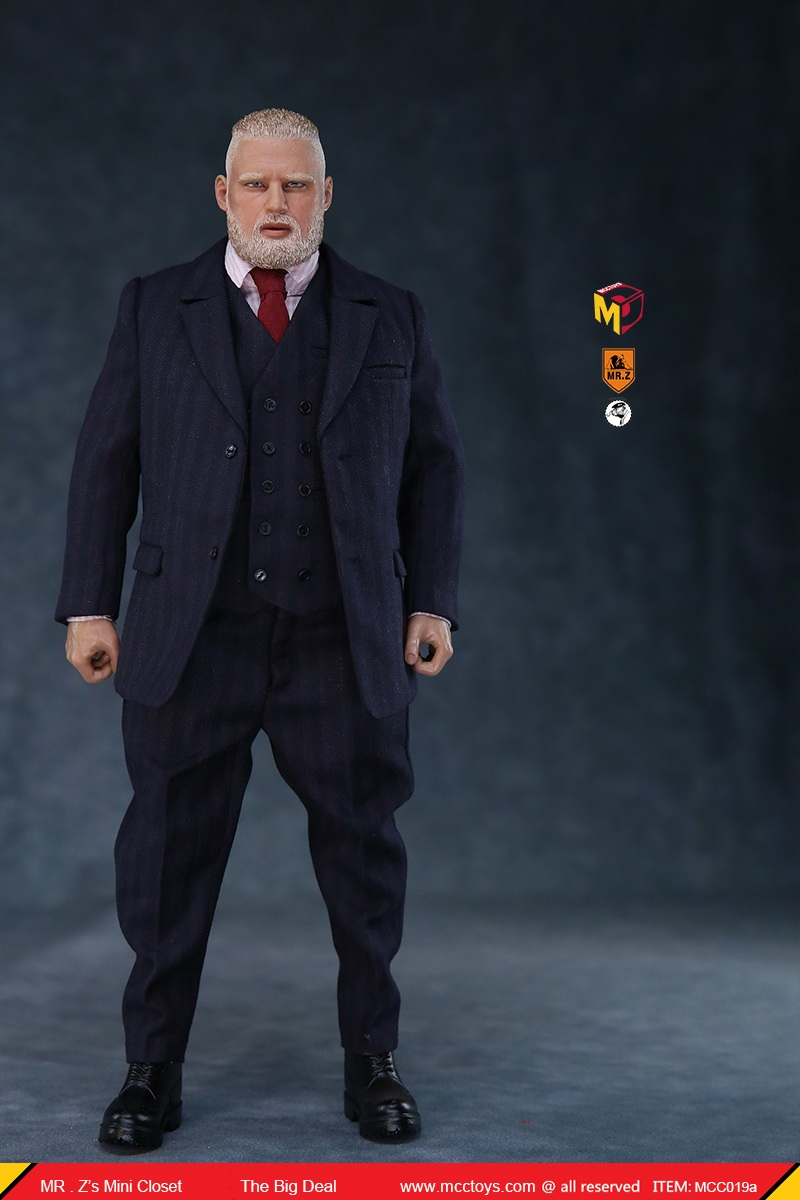 MCCCToys - NEW PRODUCT: MCCToys x Mr.Z: 1/6 Z's mini closet series - big suit version, windbreaker version, casual version 21344510