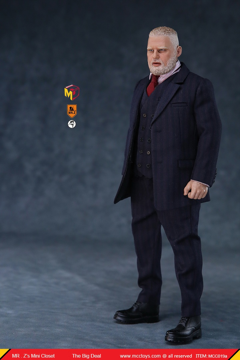 MCCCToys - NEW PRODUCT: MCCToys x Mr.Z: 1/6 Z's mini closet series - big suit version, windbreaker version, casual version 21344610