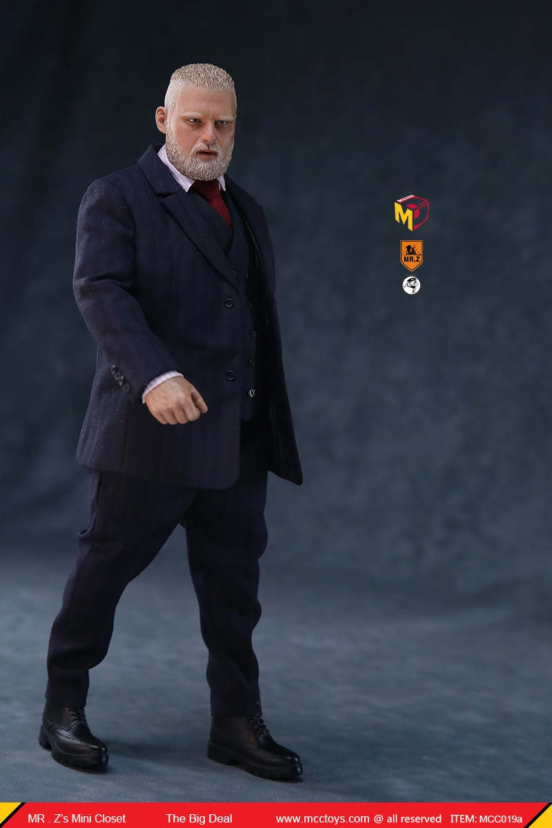 MCCCToys - NEW PRODUCT: MCCToys x Mr.Z: 1/6 Z's mini closet series - big suit version, windbreaker version, casual version 21345310