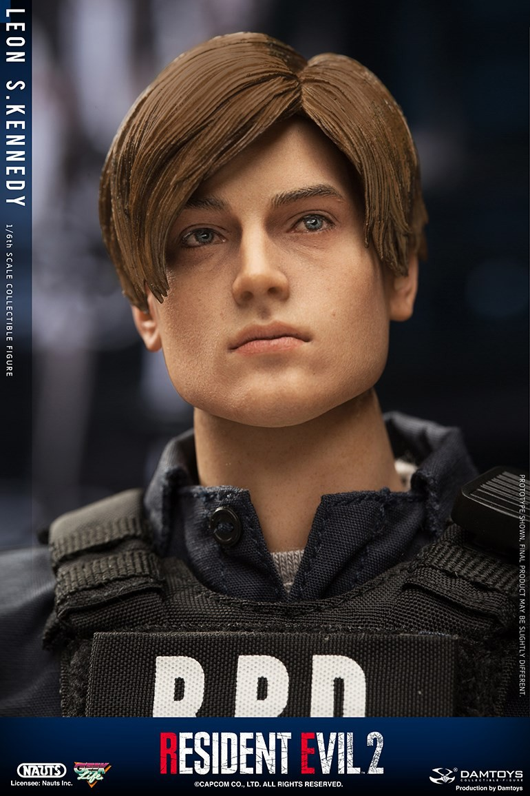 "Sci-Fi - NEW PRODUCT: NAUTS & DAMTOYS: 1/6 ""Resident Evil 2""-LEON S.KENNEDY/Lyon S. Kennedy remake #DMS030  21375910"