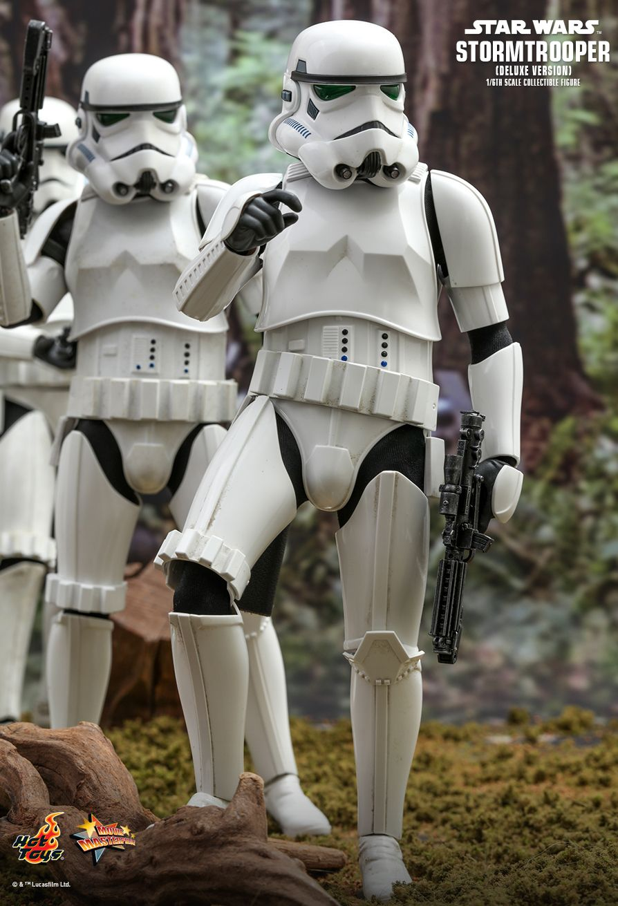 stormtrooper - NEW PRODUCT: HOT TOYS: STAR WARS STORMTROOPER (DELUXE VERSION) 1/6TH SCALE COLLECTIBLE FIGURE 2143