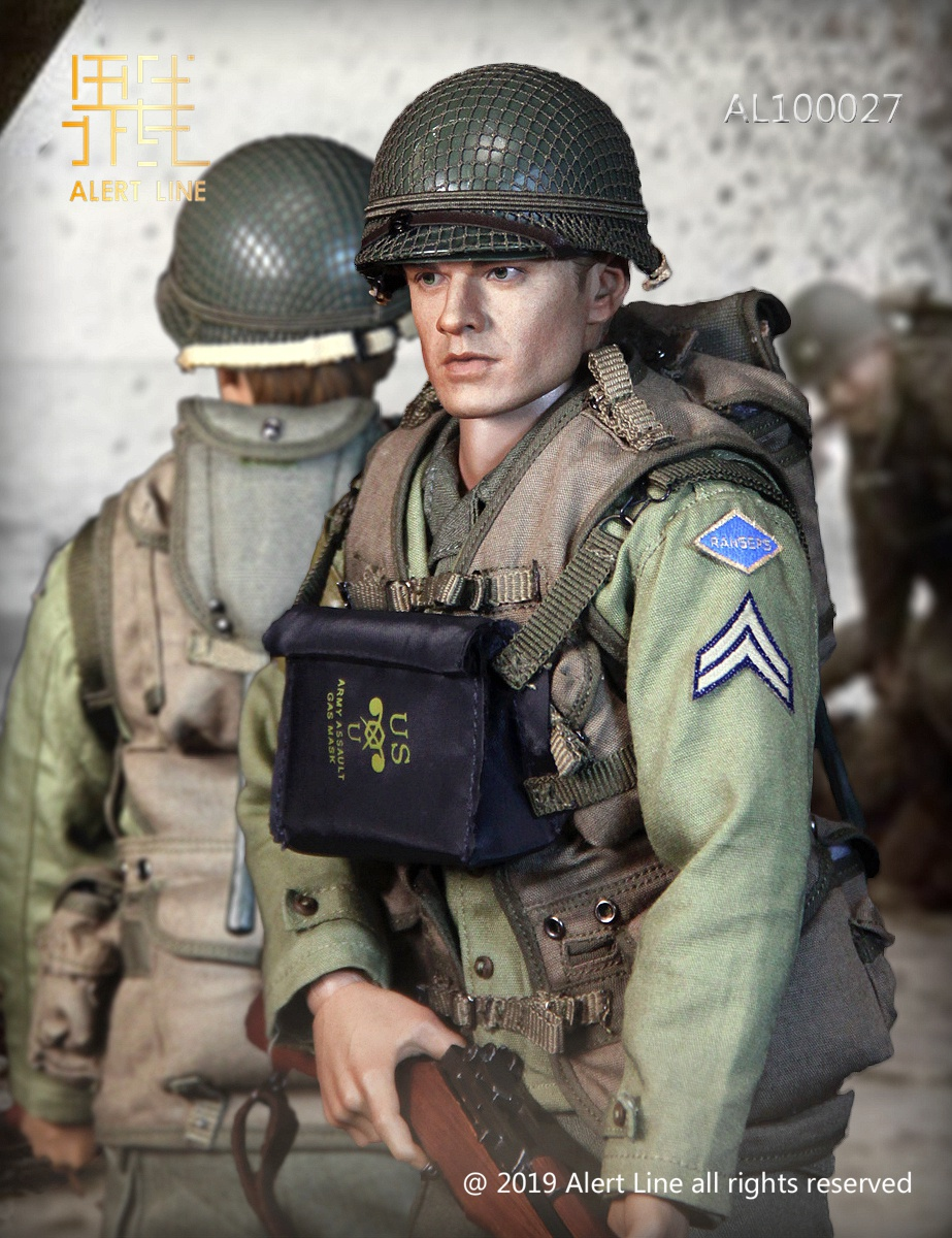 male - NEW PRODUCT: Alert Line: 1/6 WWII World War II US Army Equipment Set (AL100027#)  21480811