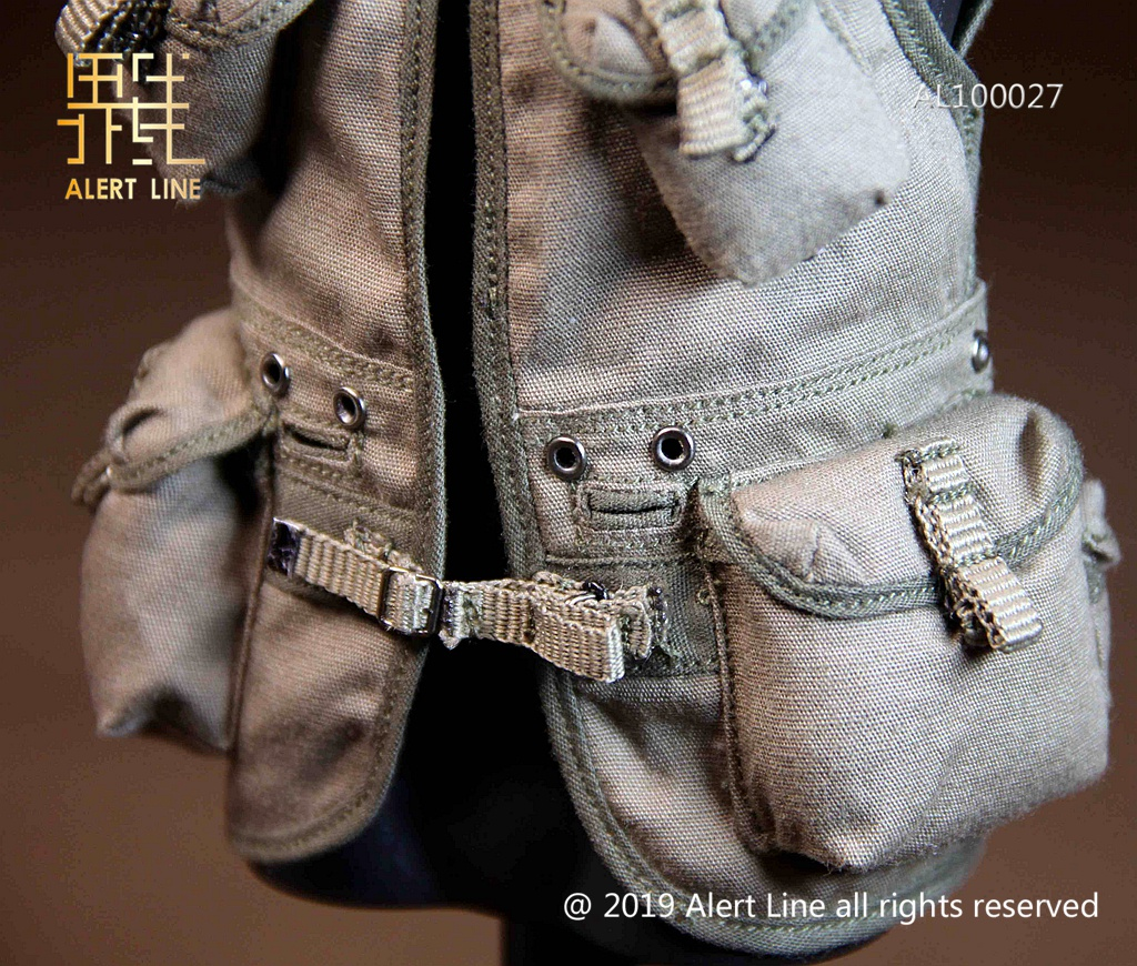 clothes - NEW PRODUCT: Alert Line: 1/6 WWII World War II US Army Equipment Set (AL100027#)  21480910