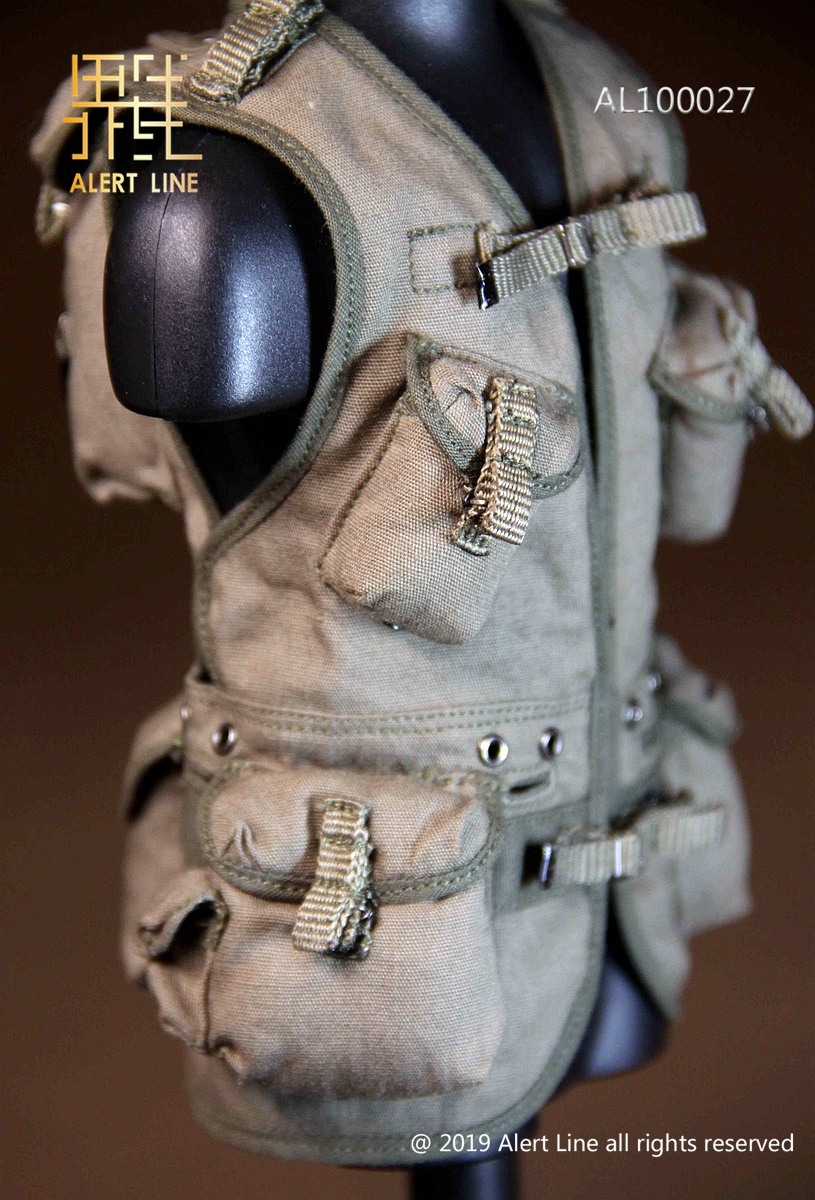 clothes - NEW PRODUCT: Alert Line: 1/6 WWII World War II US Army Equipment Set (AL100027#)  21481010