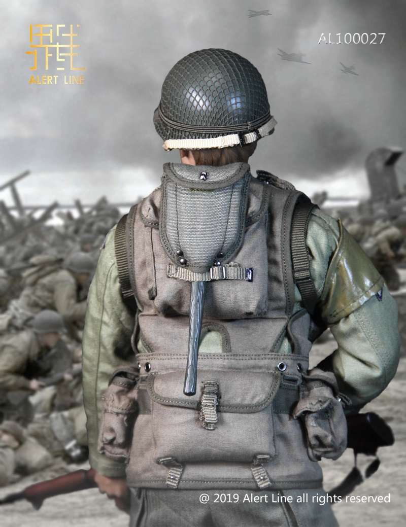 male - NEW PRODUCT: Alert Line: 1/6 WWII World War II US Army Equipment Set (AL100027#)  21481110