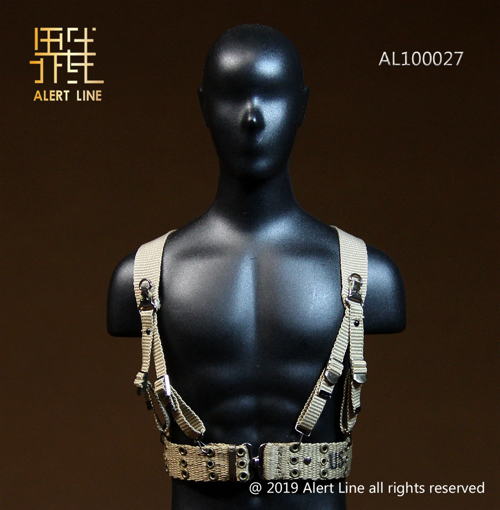 clothes - NEW PRODUCT: Alert Line: 1/6 WWII World War II US Army Equipment Set (AL100027#)  21481310