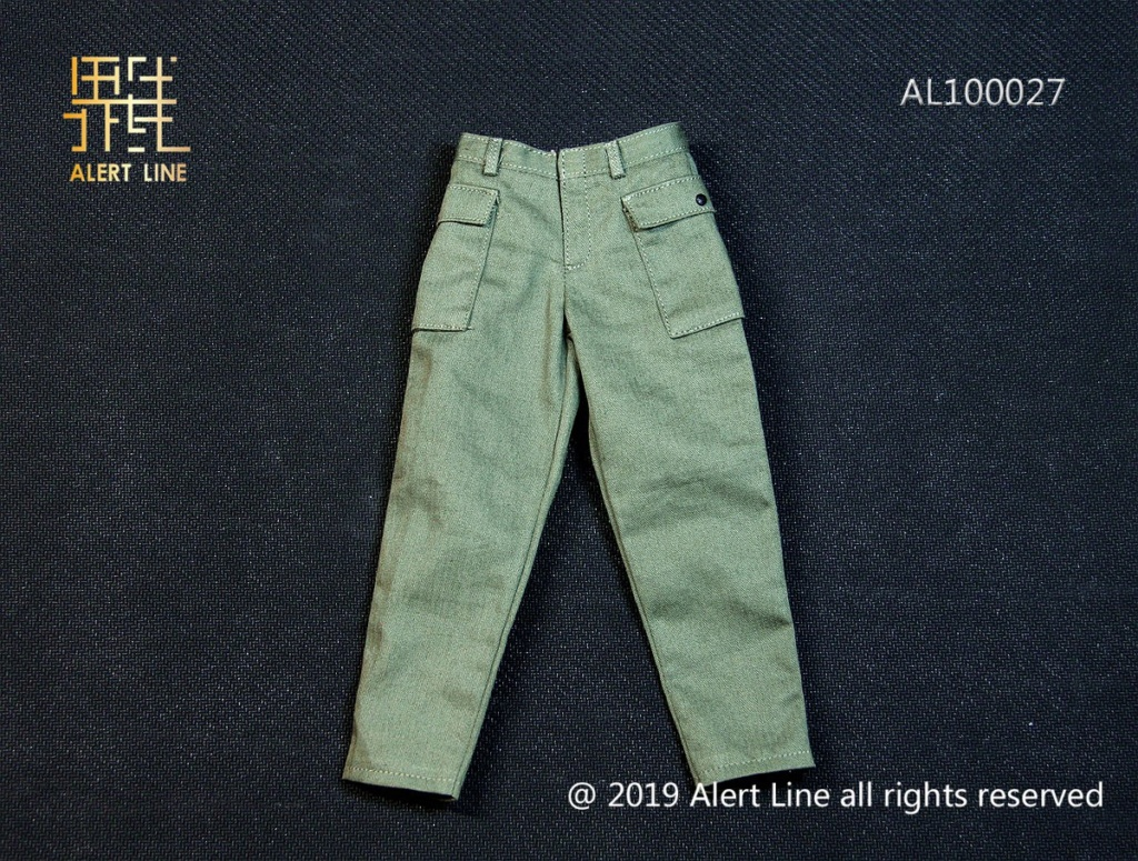 male - NEW PRODUCT: Alert Line: 1/6 WWII World War II US Army Equipment Set (AL100027#)  21481311