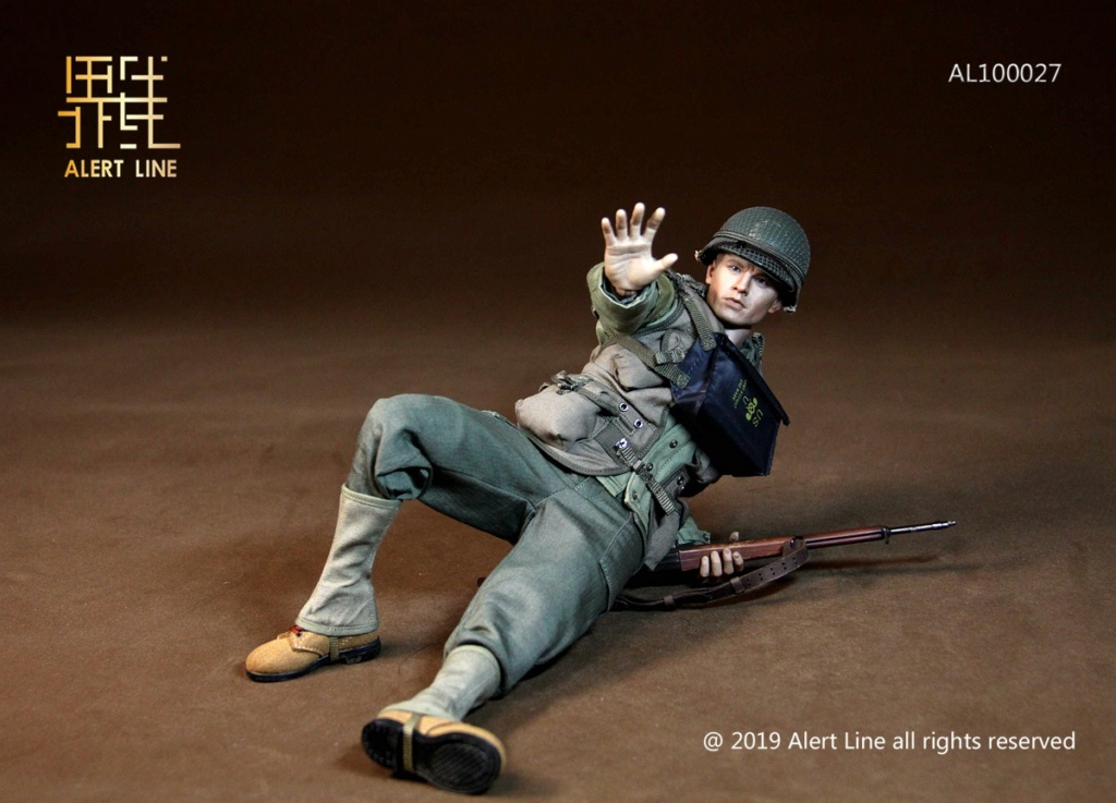 15 - NEW PRODUCT: Alert Line: 1/6 WWII World War II US Army Equipment Set (AL100027#)  21504111
