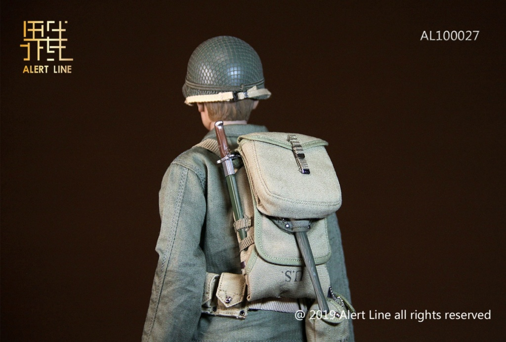 clothes - NEW PRODUCT: Alert Line: 1/6 WWII World War II US Army Equipment Set (AL100027#)  21504410