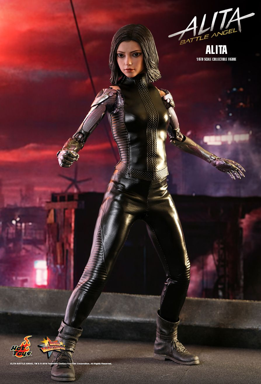 Alita - NEW PRODUCT: HOT TOYS: ALITA: BATTLE ANGEL ALITA 1/6TH SCALE COLLECTIBLE FIGURE 2185