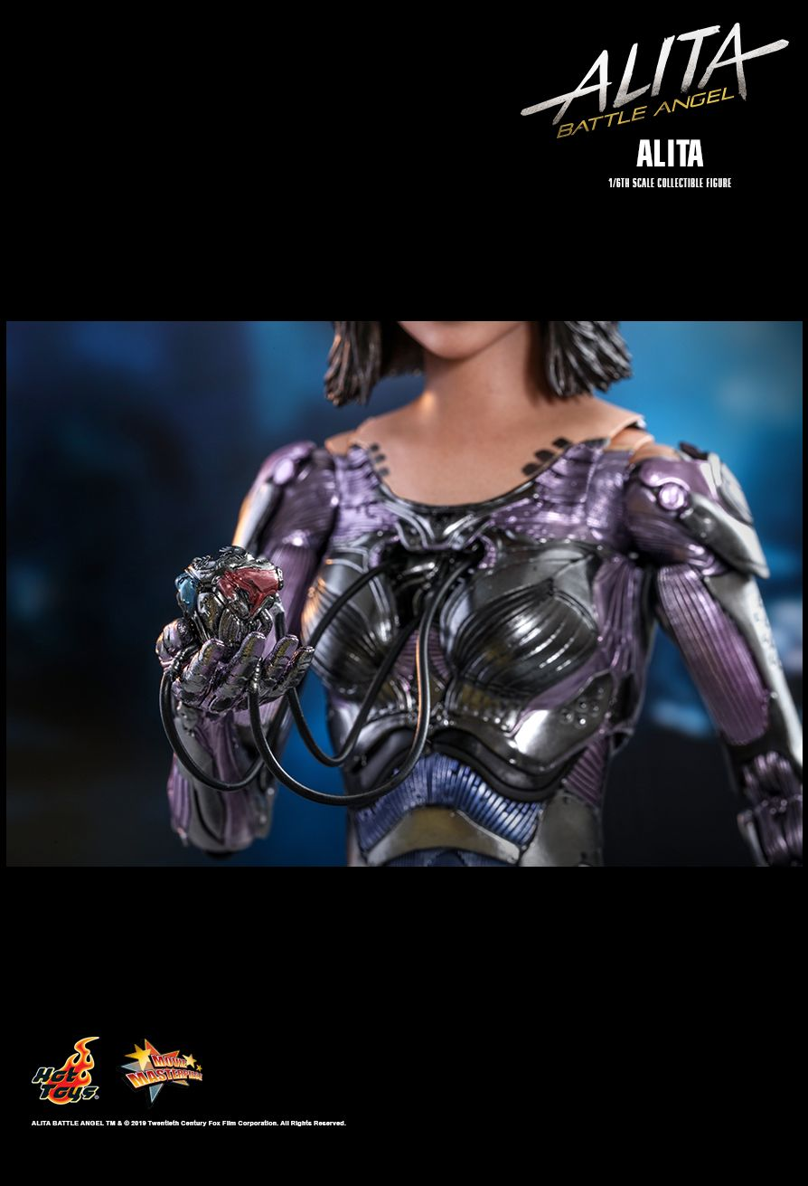 Alita - NEW PRODUCT: HOT TOYS: ALITA: BATTLE ANGEL ALITA 1/6TH SCALE COLLECTIBLE FIGURE 2186