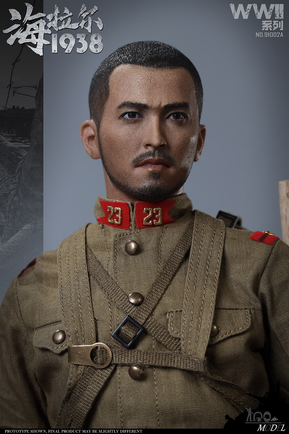 male - NEW PRODUCT: IQO Model: 1/6 WWII Series 1938 Hailar Scout (NO.91002A, B) 22050911