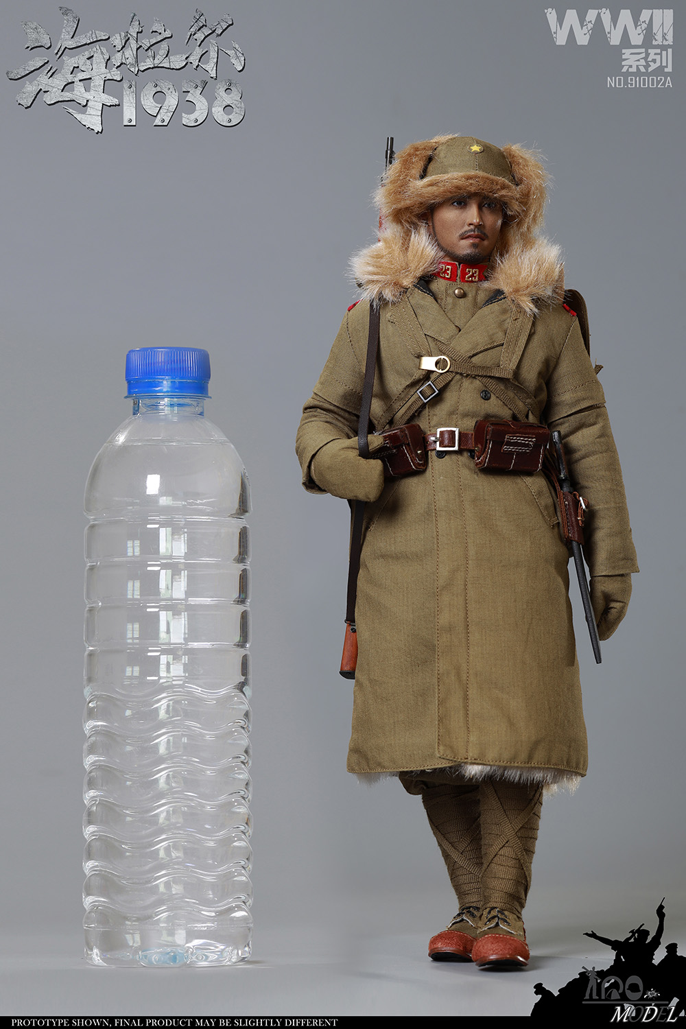 male - NEW PRODUCT: IQO Model: 1/6 WWII Series 1938 Hailar Scout (NO.91002A, B) 22051710