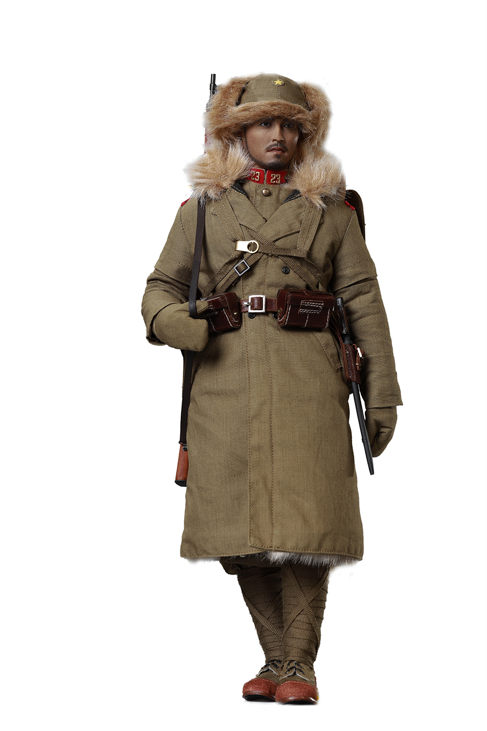 NEW PRODUCT: IQO Model: 1/6 WWII Series 1938 Hailar Scout (NO.91002A, B) 22051810