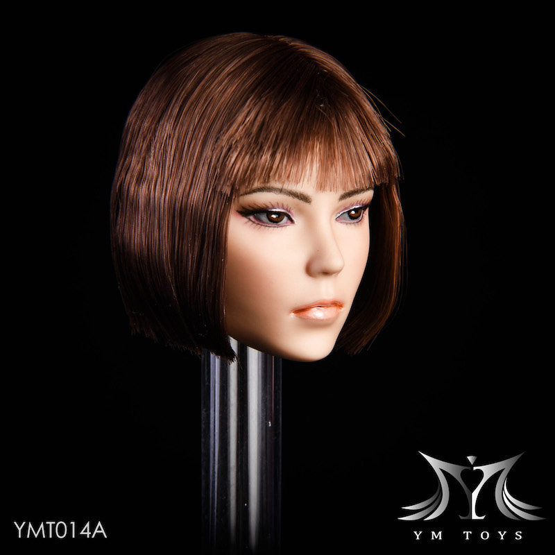 NEW PRODUCT: YMTOYS New 1/6 Mixed-race female head Fantasy YMT014 22060410