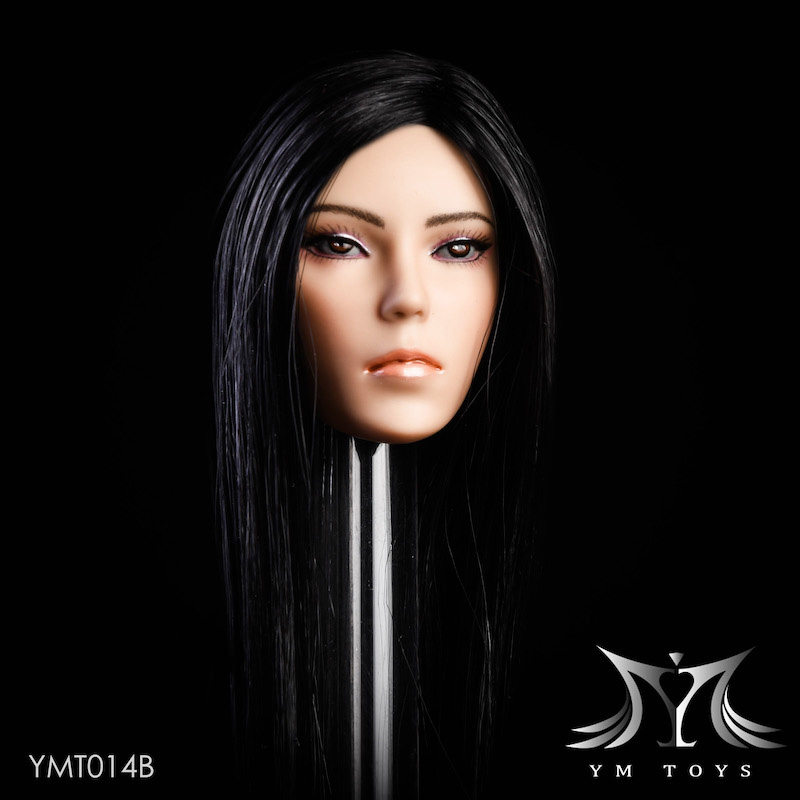 NEW PRODUCT: YMTOYS New 1/6 Mixed-race female head Fantasy YMT014 22060611