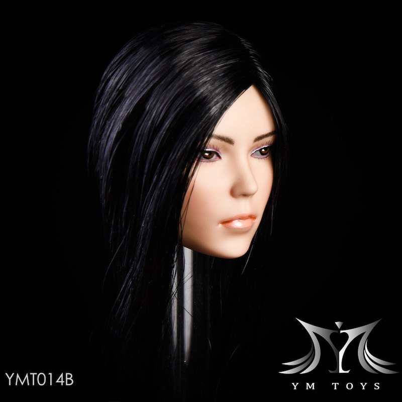 NEW PRODUCT: YMTOYS New 1/6 Mixed-race female head Fantasy YMT014 22060710