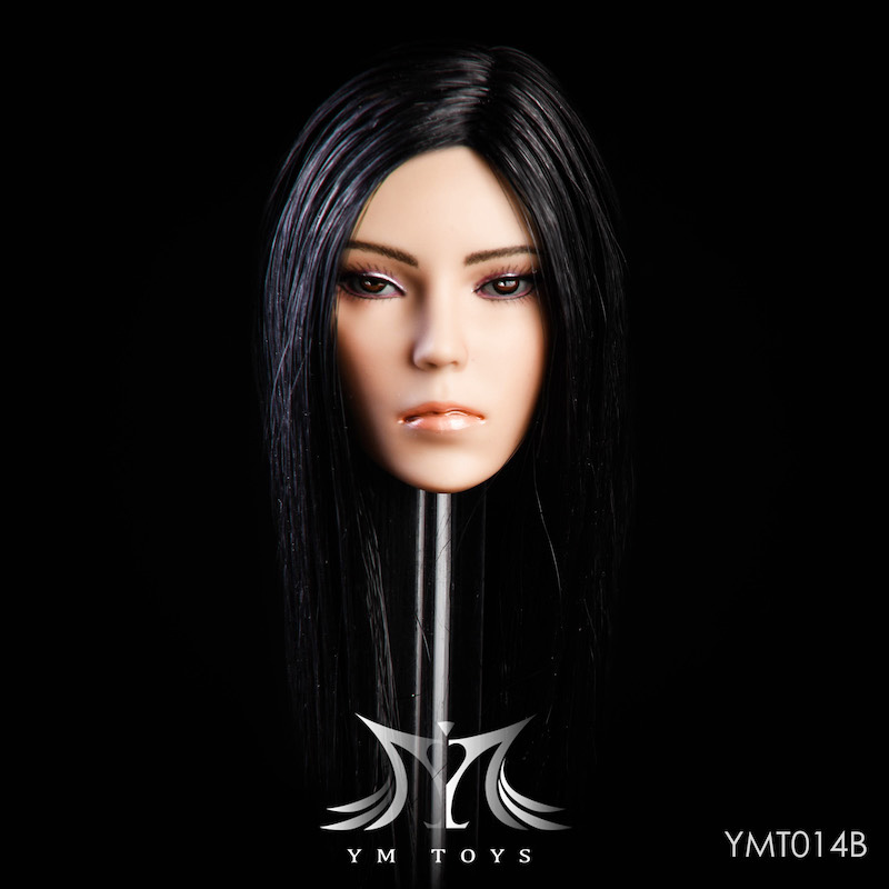 NEW PRODUCT: YMTOYS New 1/6 Mixed-race female head Fantasy YMT014 22061110
