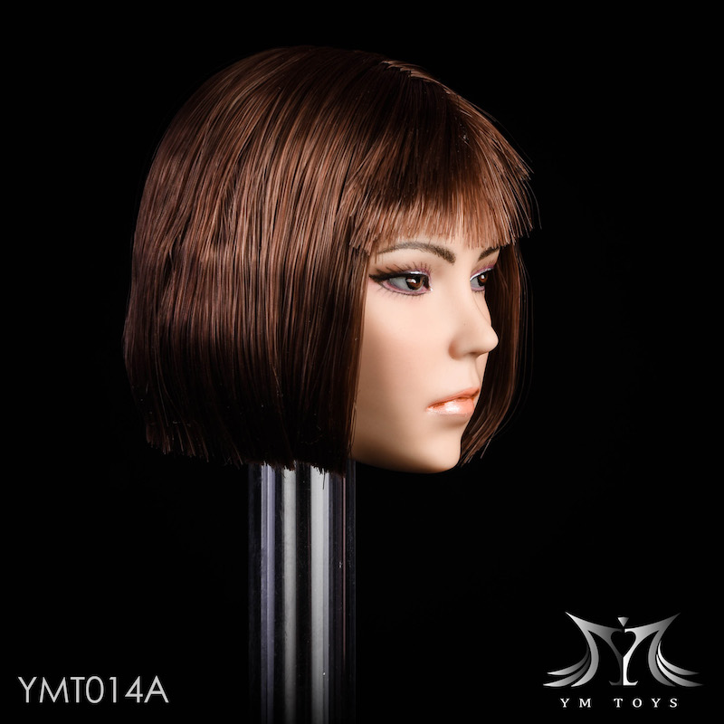 NEW PRODUCT: YMTOYS New 1/6 Mixed-race female head Fantasy YMT014 22061510