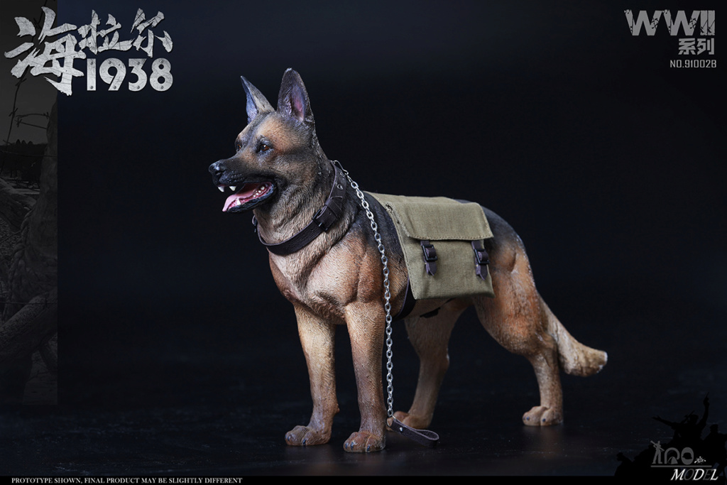 military - NEW PRODUCT: IQO Model: 1/6 WWII Series 1938 Hailar Scout (NO.91002A, B) 22115110