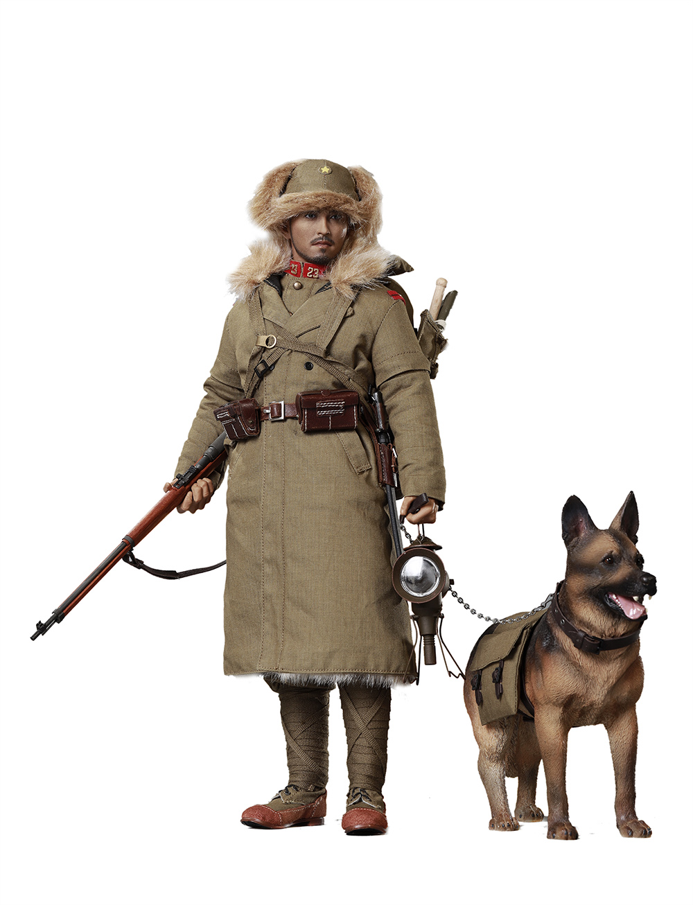 military - NEW PRODUCT: IQO Model: 1/6 WWII Series 1938 Hailar Scout (NO.91002A, B) 22115310