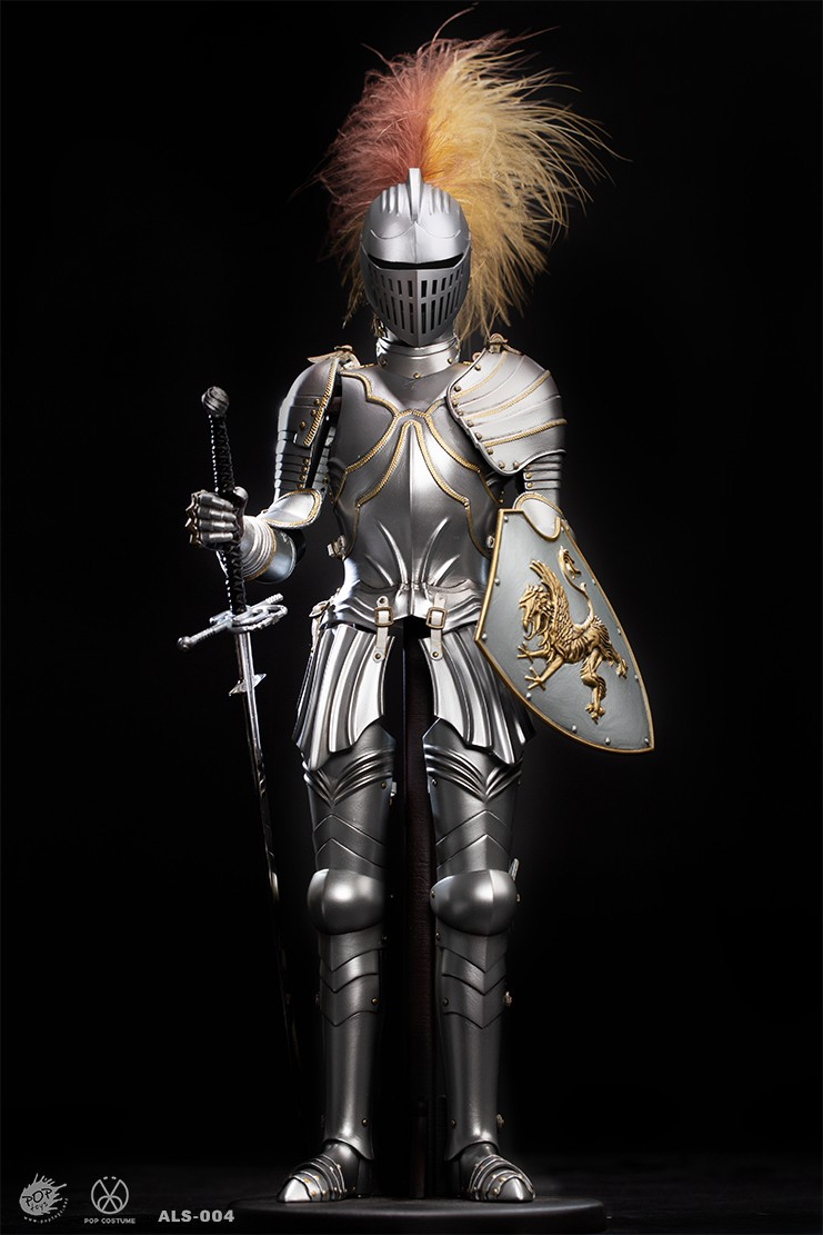 PopToys - NEW PRODUCT: POPTOYS: 1/6 Armored Series Europa Wars-(90% Alloy) Griffon Knight/Flying Dragon Knight & Warhorse 22260210