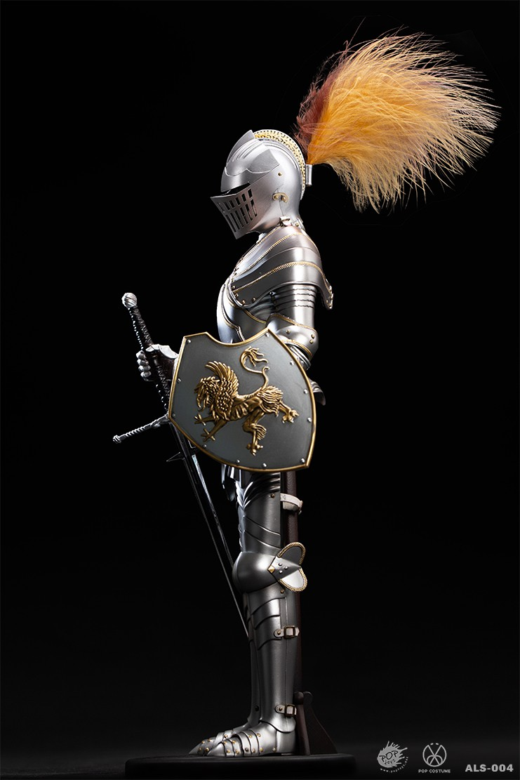 PopToys - NEW PRODUCT: POPTOYS: 1/6 Armored Series Europa Wars-(90% Alloy) Griffon Knight/Flying Dragon Knight & Warhorse 22260910