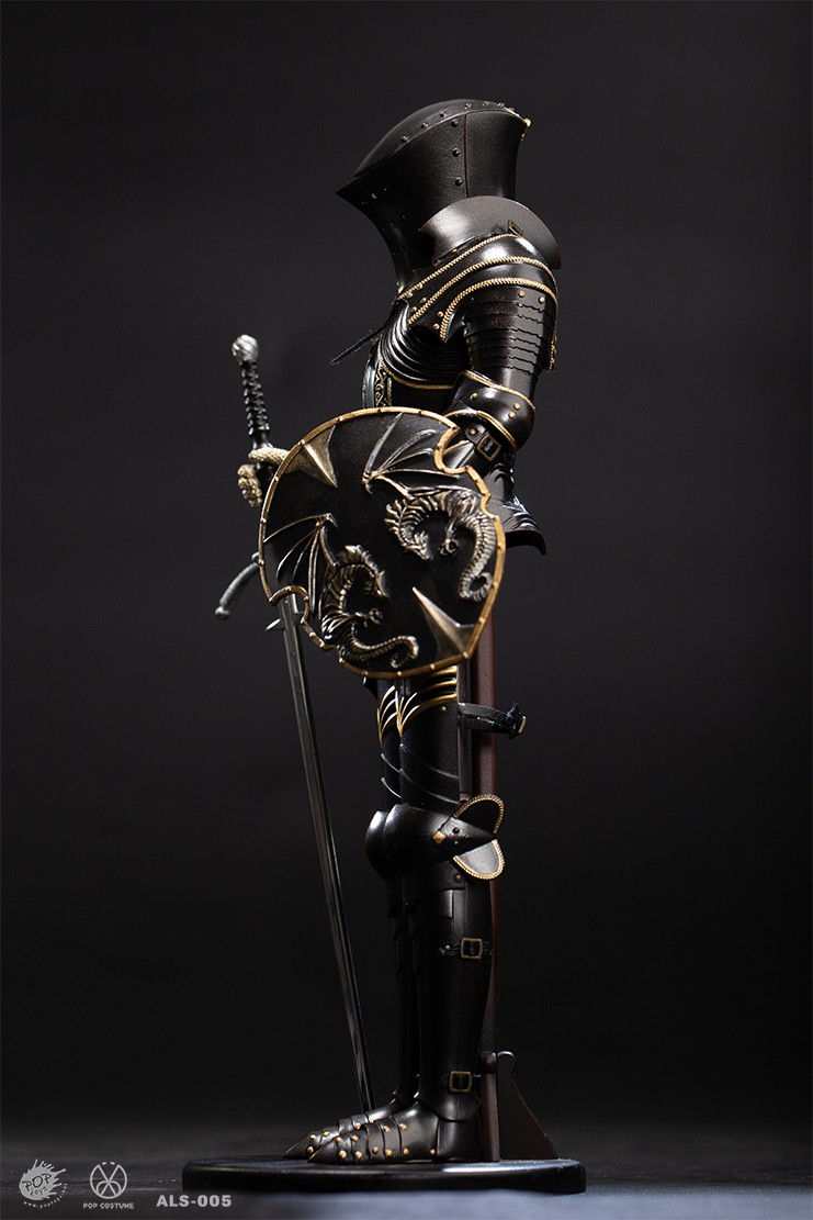PopToys - NEW PRODUCT: POPTOYS: 1/6 Armored Series Europa Wars-(90% Alloy) Griffon Knight/Flying Dragon Knight & Warhorse 22292210