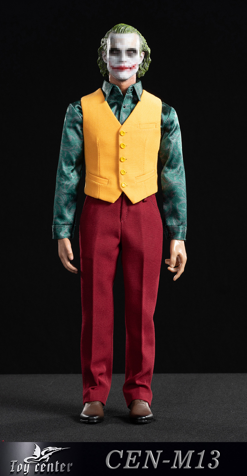 clothes - NEW PRODUCT: Toy center: 1/6 Clown exclusive red suit CEN-M13# 22332810