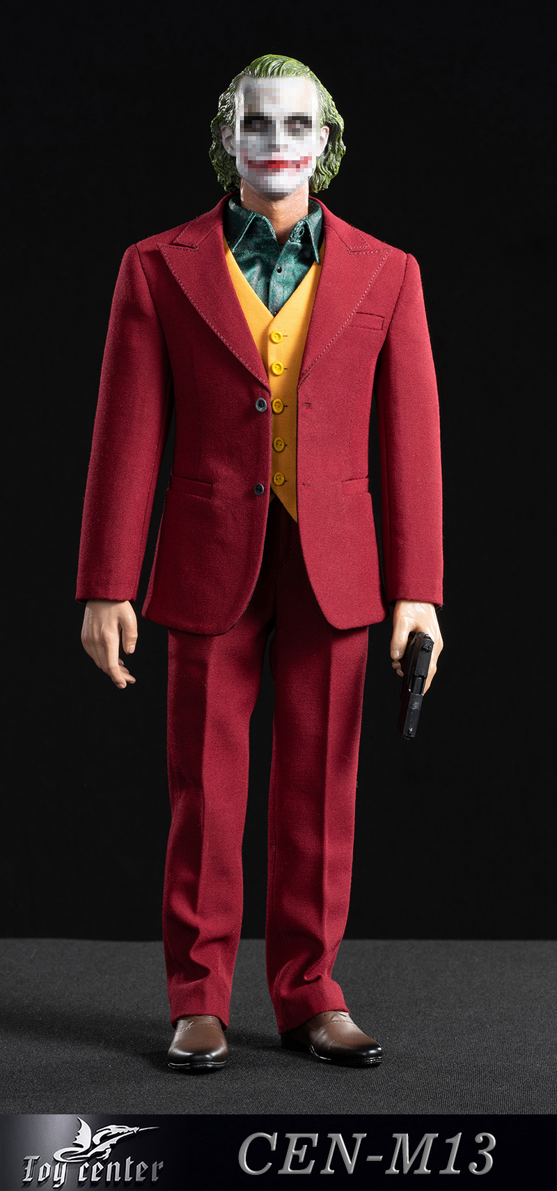 clothes - NEW PRODUCT: Toy center: 1/6 Clown exclusive red suit CEN-M13# 22332811
