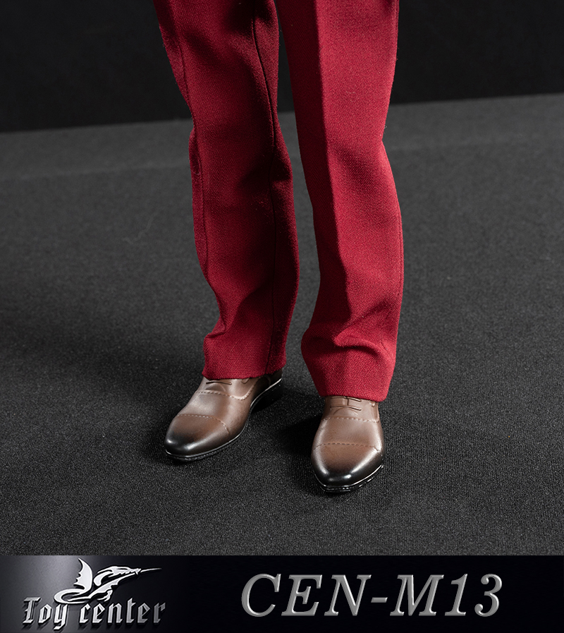 clothes - NEW PRODUCT: Toy center: 1/6 Clown exclusive red suit CEN-M13# 22333410