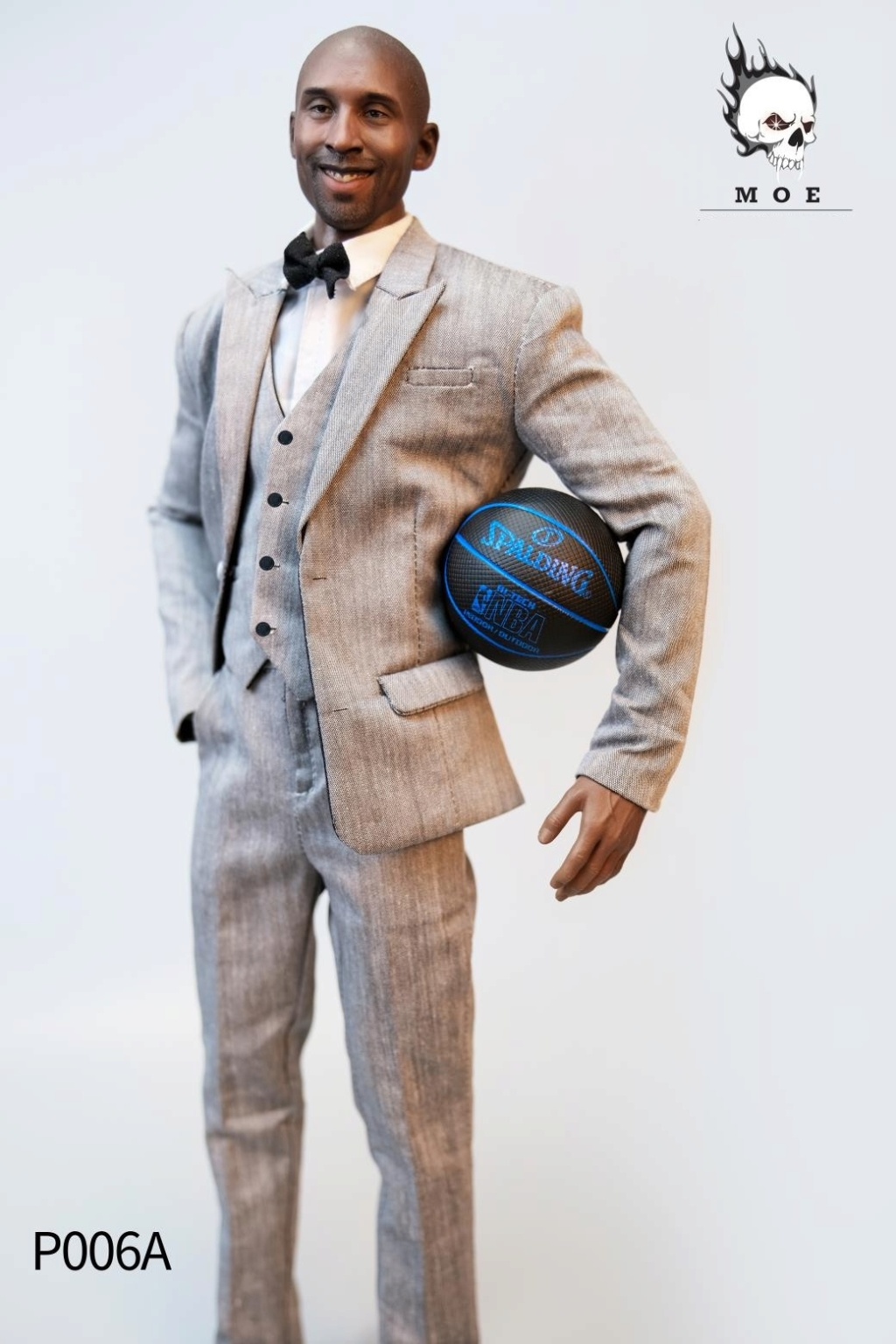 basketball - NEW PRODUCT: MOEToys: 1/6 suits (including black head carvings)-a total of three P006ABC 22430011