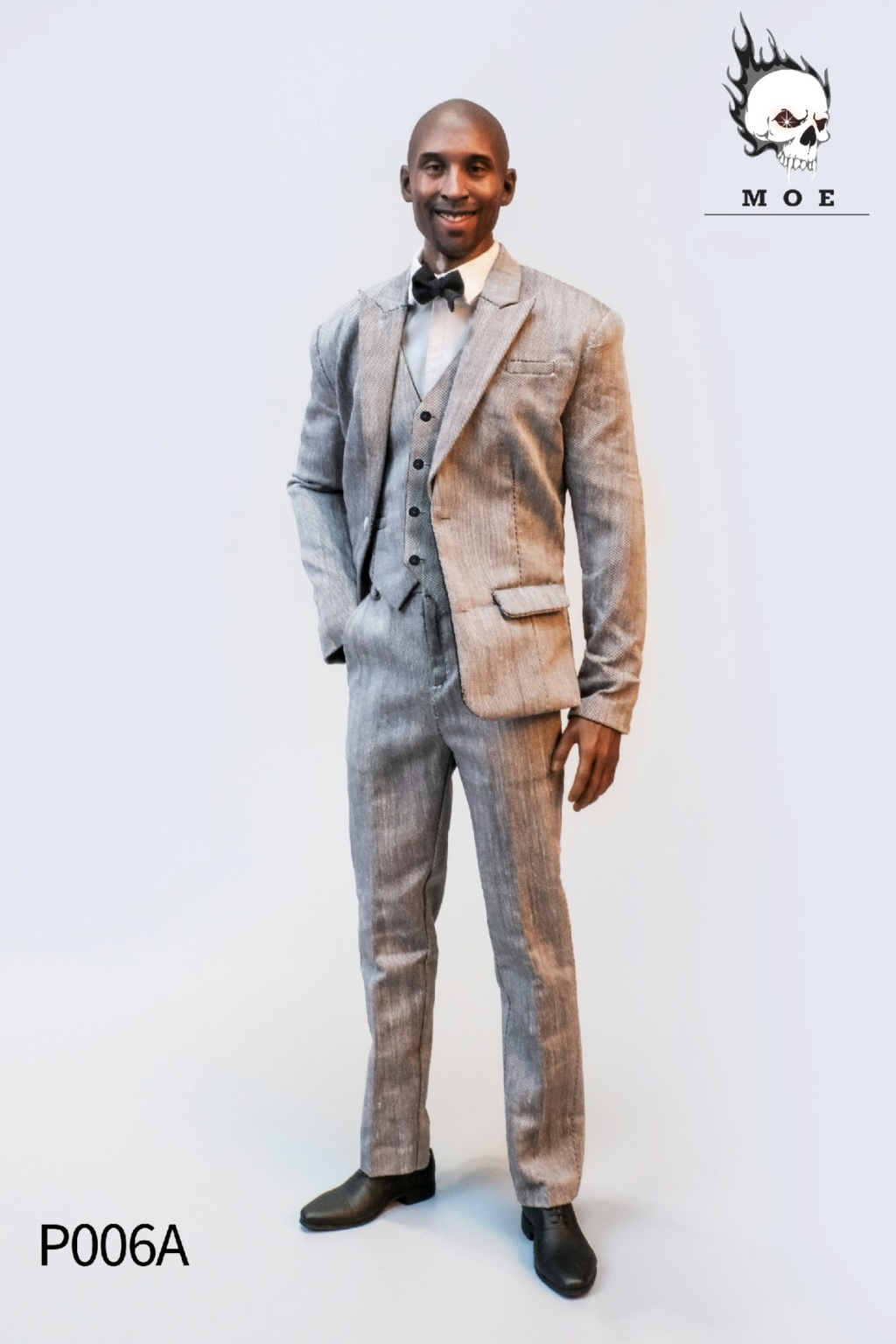 basketball - NEW PRODUCT: MOEToys: 1/6 suits (including black head carvings)-a total of three P006ABC 22430210