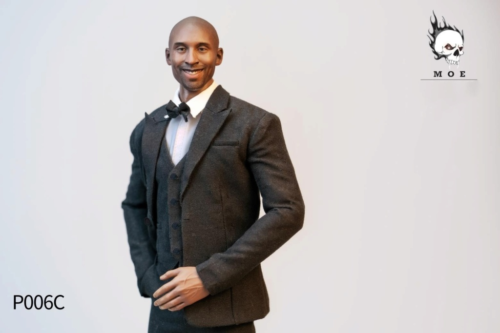 basketball - NEW PRODUCT: MOEToys: 1/6 suits (including black head carvings)-a total of three P006ABC 22430310