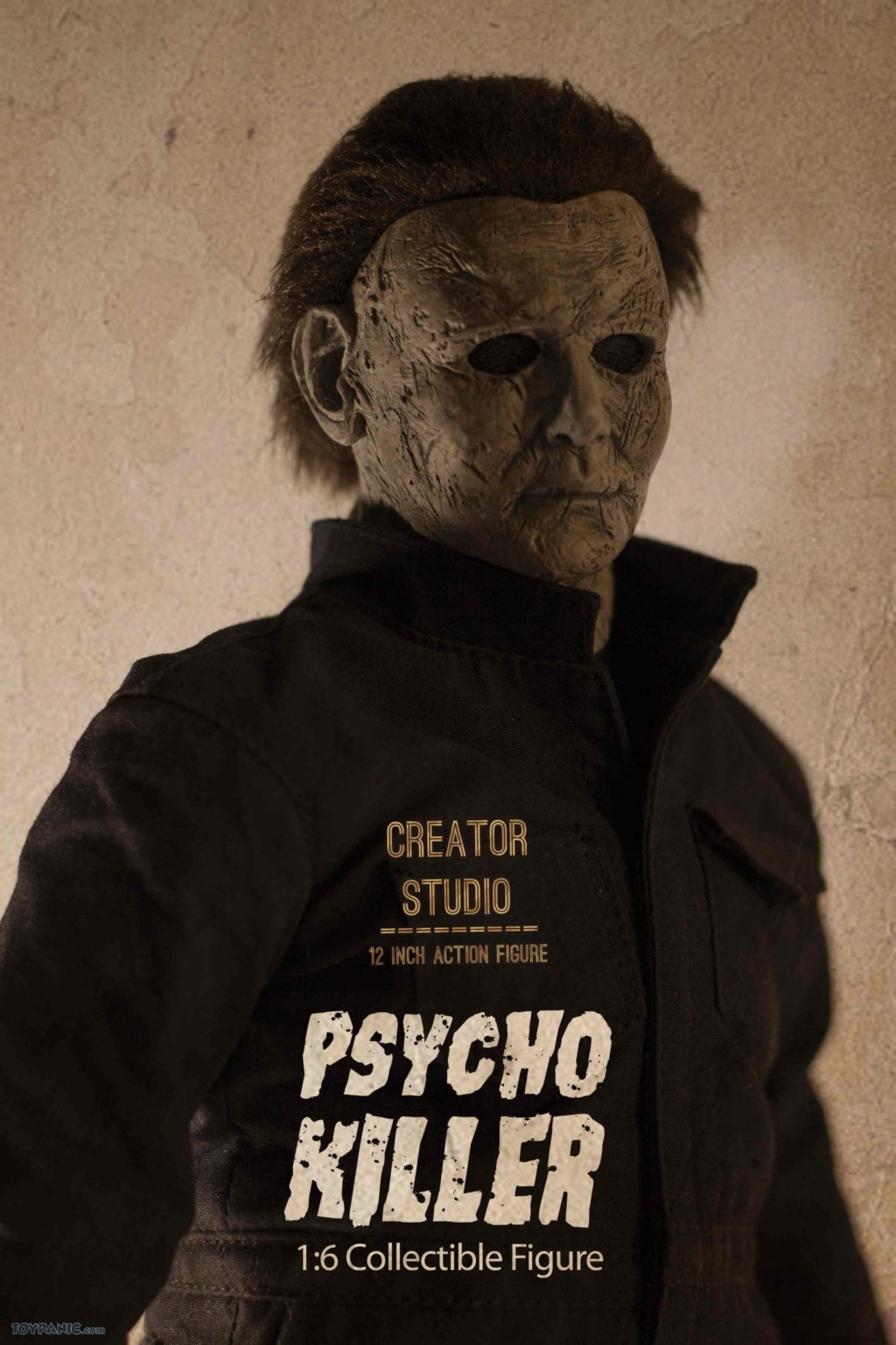 horror - NEW PRODUCT: Creator Studio: 1/6 Psycho Killer Action Figure  Code: CS-002 22620115