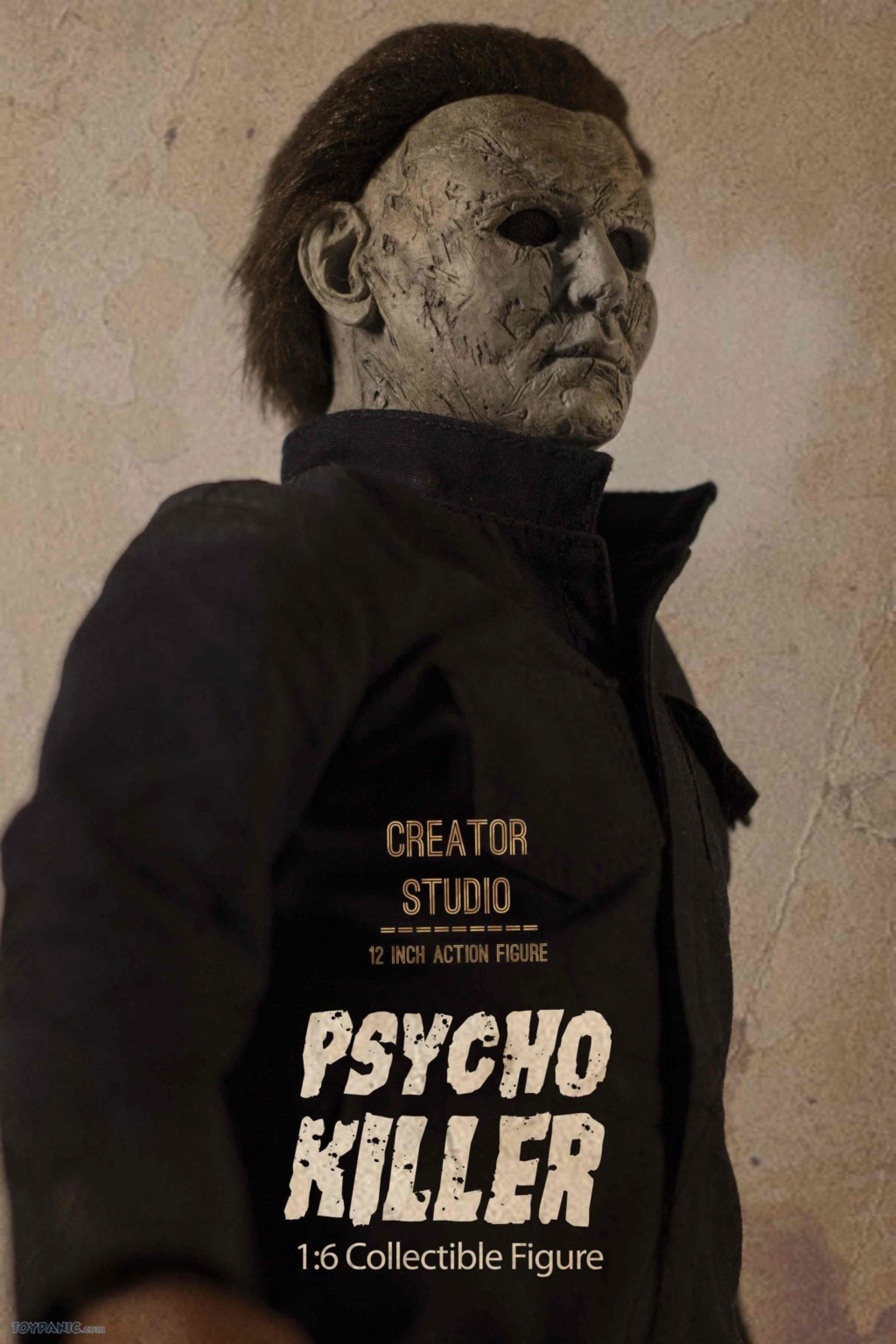 horror - NEW PRODUCT: Creator Studio: 1/6 Psycho Killer Action Figure  Code: CS-002 22620116