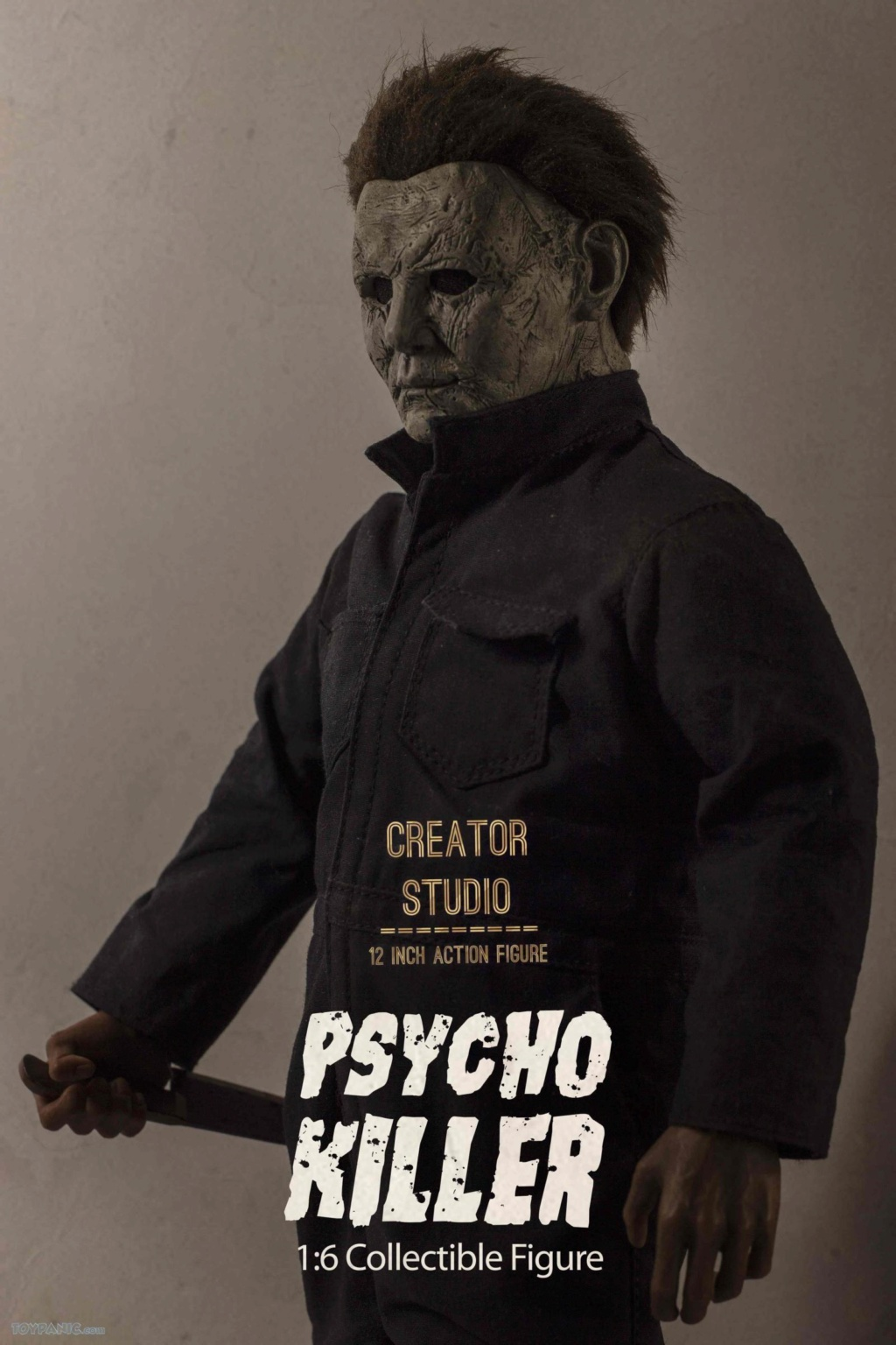 horror - NEW PRODUCT: Creator Studio: 1/6 Psycho Killer Action Figure  Code: CS-002 22620117