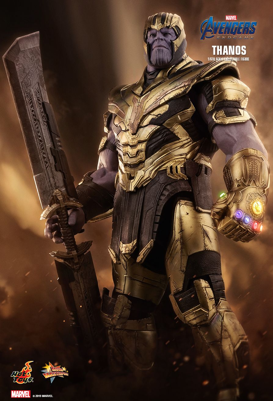 Thanos - NEW PRODUCT: HOT TOYS: AVENGERS: ENDGAME THANOS 1/6TH SCALE COLLECTIBLE FIGURE 2263