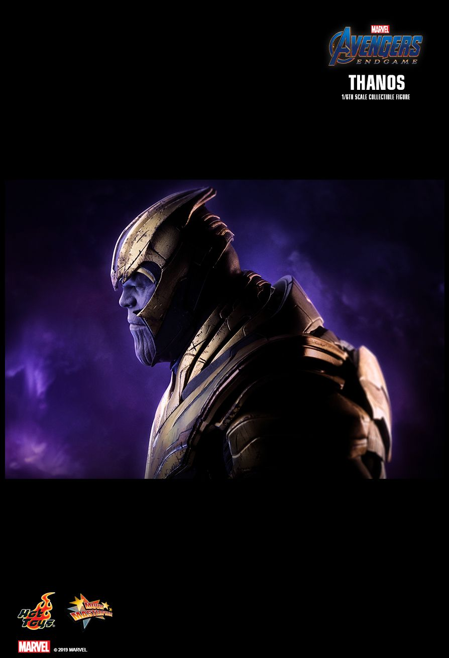 Thanos - NEW PRODUCT: HOT TOYS: AVENGERS: ENDGAME THANOS 1/6TH SCALE COLLECTIBLE FIGURE 2264
