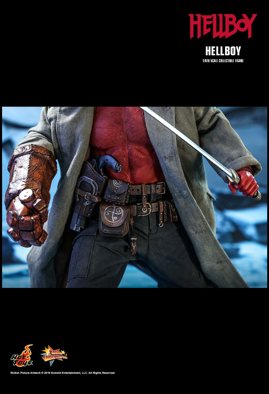 Topics tagged under hellboy on OneSixthFigures 2280