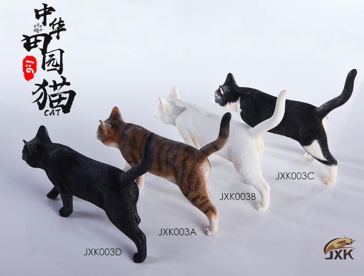NEW PRODUCT: JXK New 1/6 Chinese Garden Cat Series JxK003 Decoration Static Animal Model 23192110