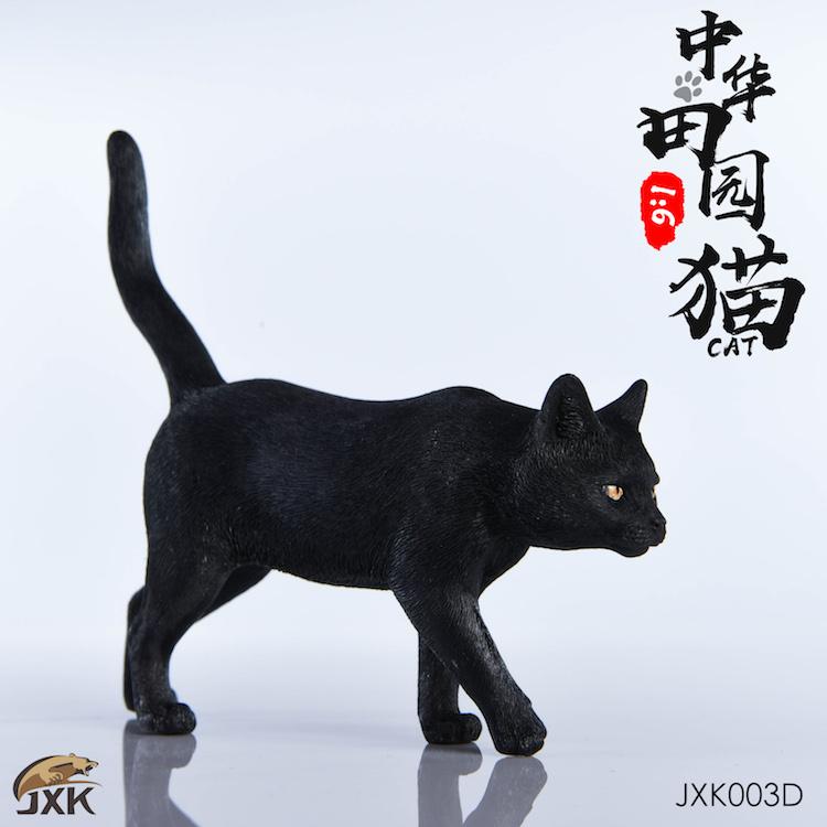 NEW PRODUCT: JXK New 1/6 Chinese Garden Cat Series JxK003 Decoration Static Animal Model 23193210