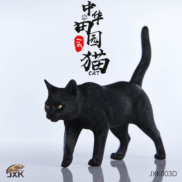 NEW PRODUCT: JXK New 1/6 Chinese Garden Cat Series JxK003 Decoration Static Animal Model 23194110