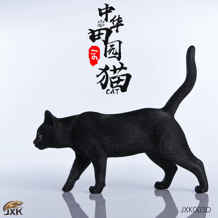 NEW PRODUCT: JXK New 1/6 Chinese Garden Cat Series JxK003 Decoration Static Animal Model 23200710
