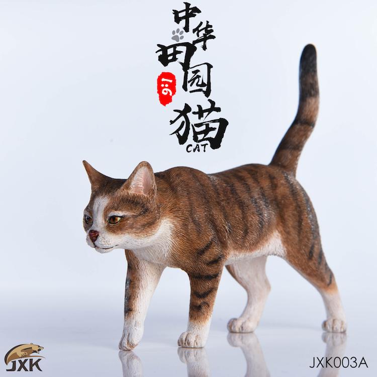 NEW PRODUCT: JXK New 1/6 Chinese Garden Cat Series JxK003 Decoration Static Animal Model 23201510