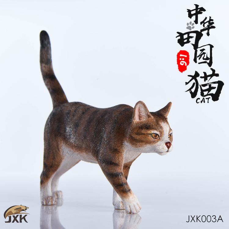 NEW PRODUCT: JXK New 1/6 Chinese Garden Cat Series JxK003 Decoration Static Animal Model 23202410